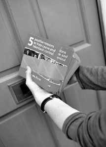 Leaflet Distributor - My Leaflet Drop